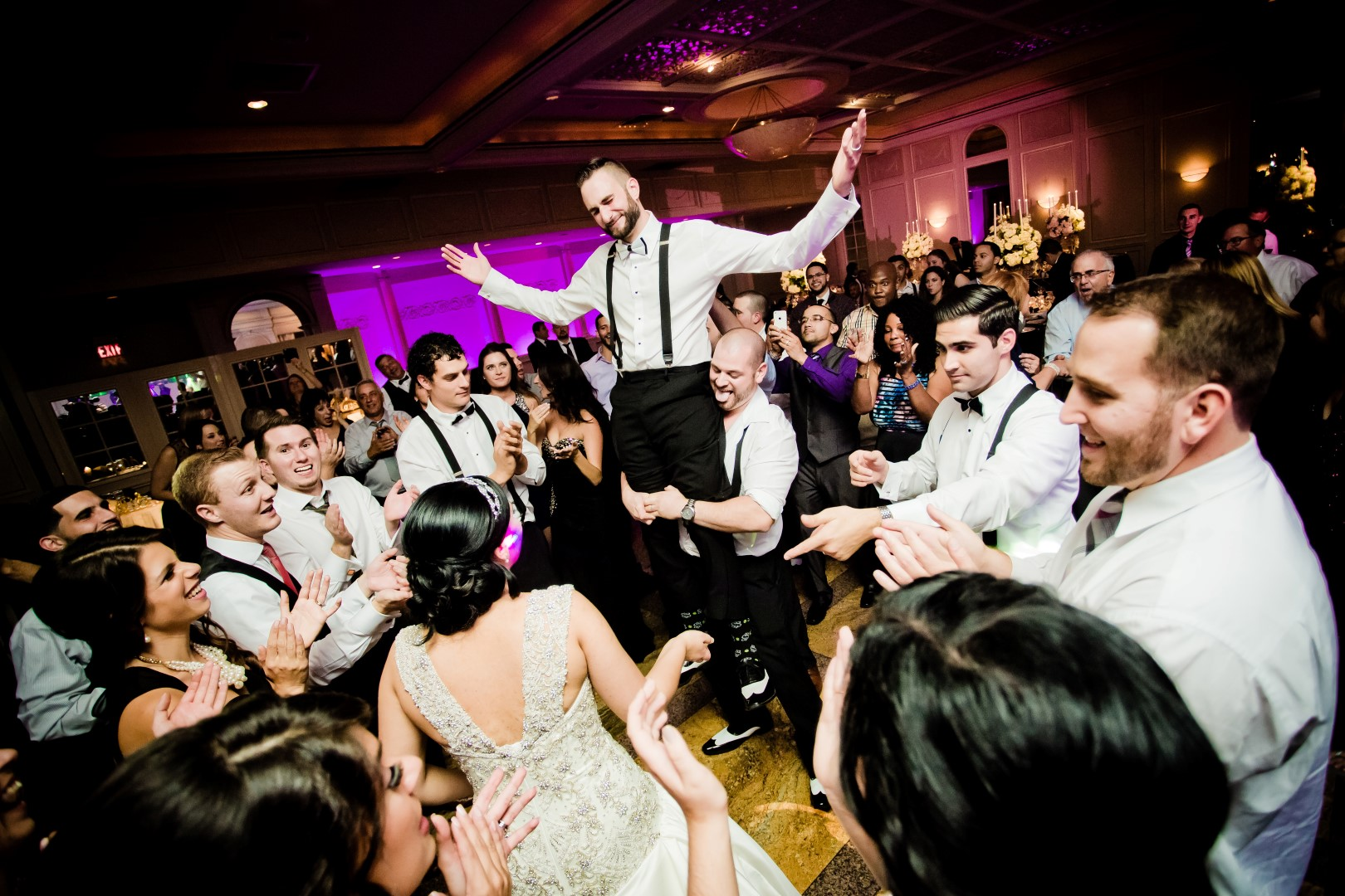 Is the Garter Bouquet Toss Going Out of Style?