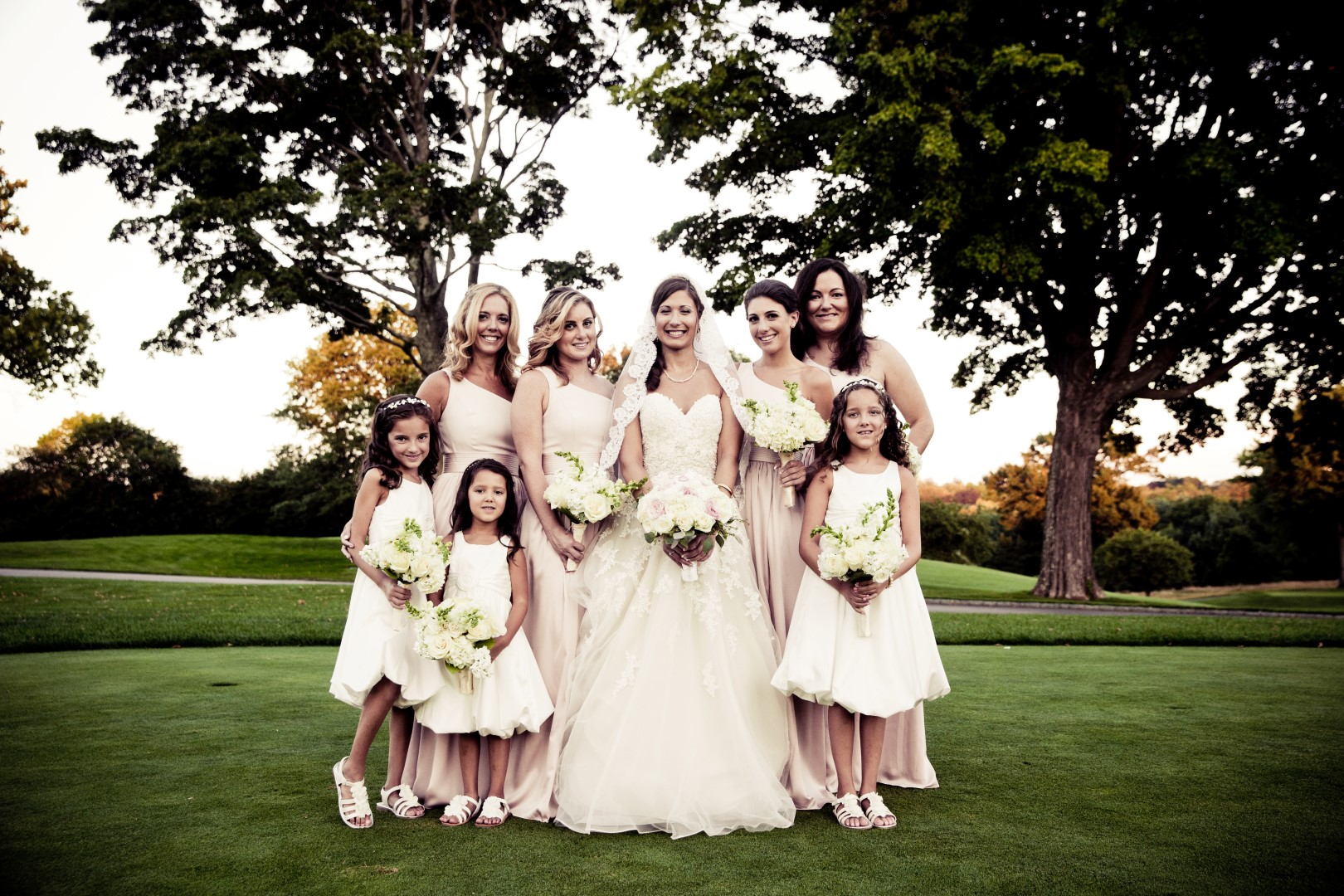 How Many Bridesmaids Should I Have?