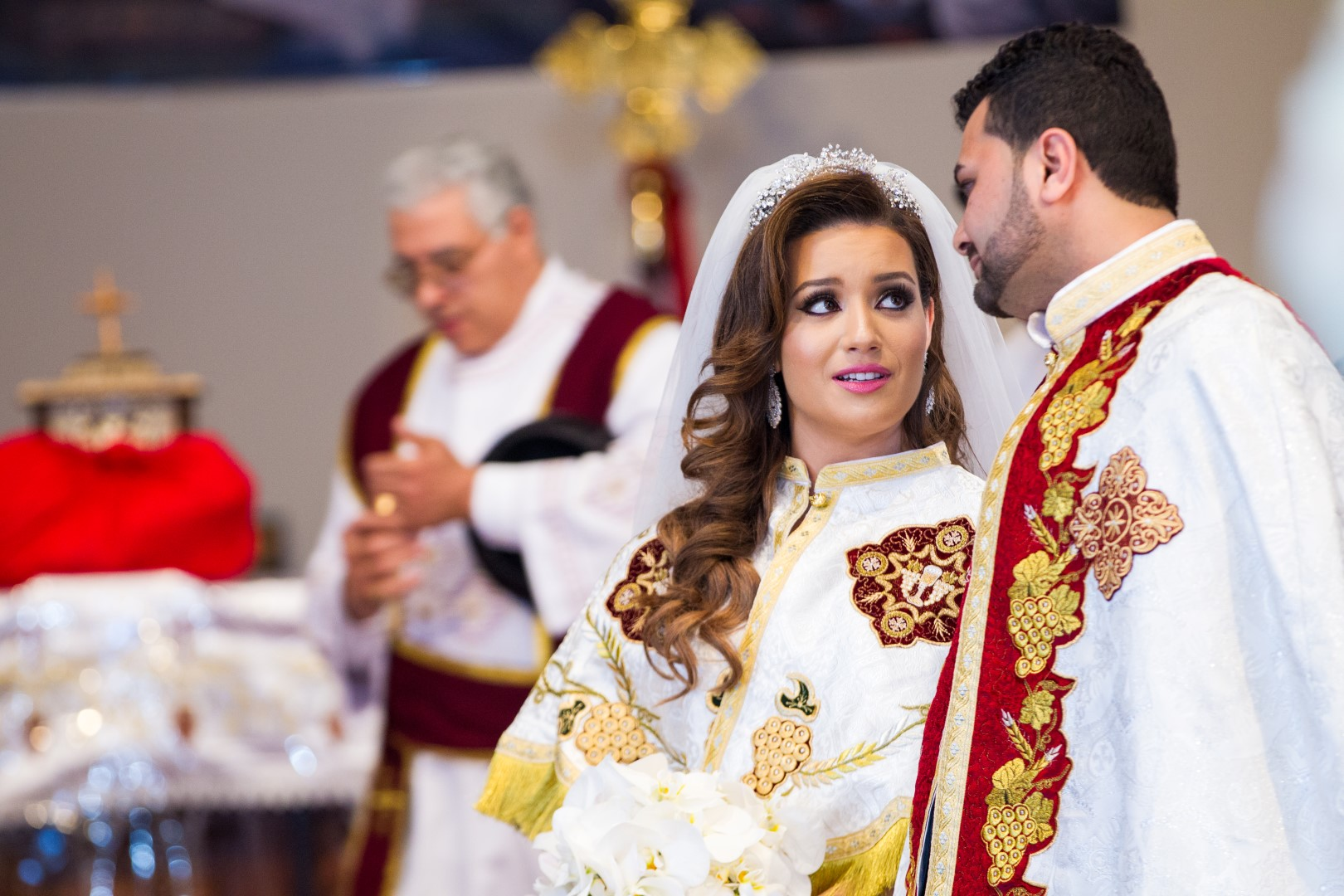 Everything You Need to Know Before Going to a Coptic Eastern Orthodox Wedding