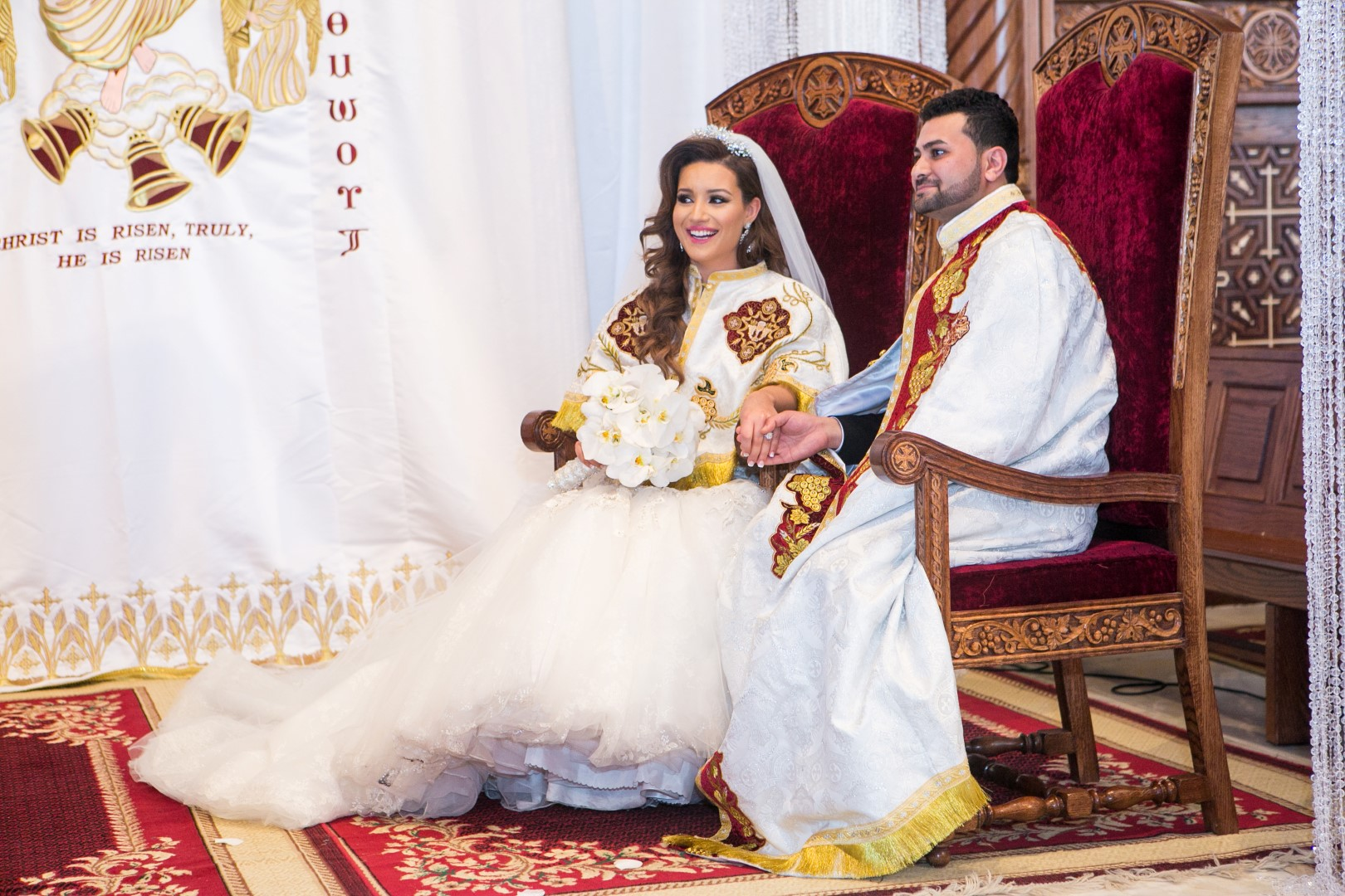 Mind Blowing Traditional Wedding Dresses Around The World: Going To A Coptic Wedding Ceremony? Heres What You Need To