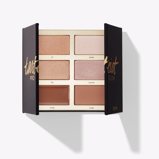 tarte contour and highlight