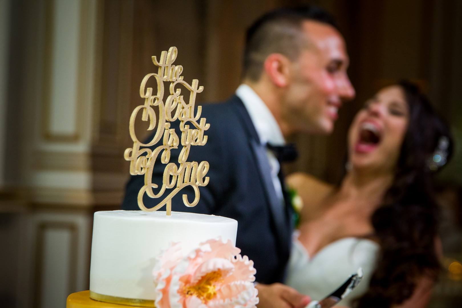 Learn More About The Wedding Cake: In a Flash