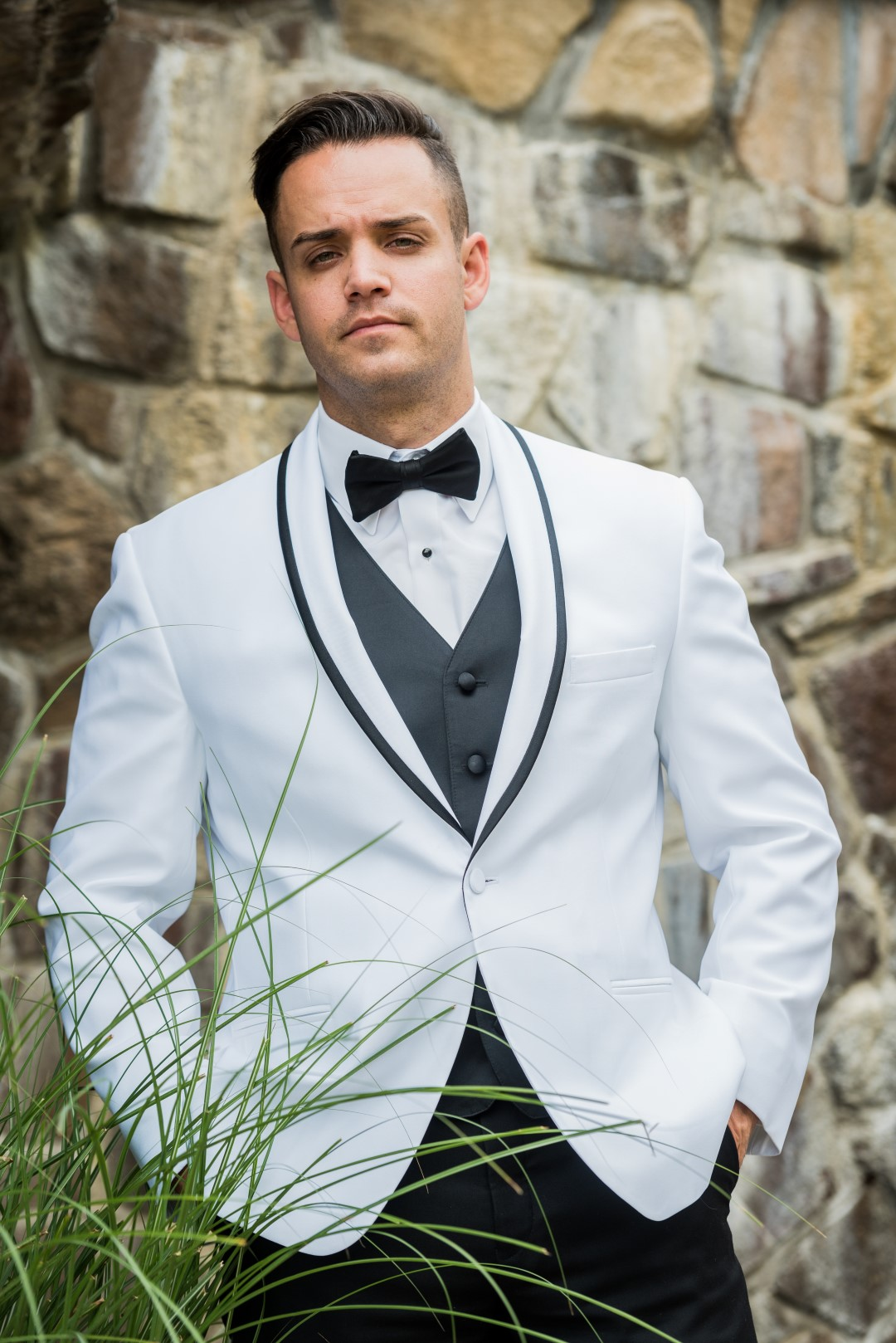 Style Help: How to Pick the Perfect Tuxedo for Any Groom!