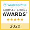 wedding wire 2020 couples choice award